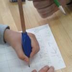 OT 鉛筆で字を書くときに使ったもの