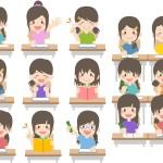 支援級・普通級授業見学 数が大きいと分かりづらくなる!?