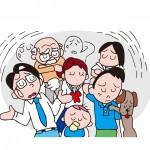 発達障害 家族の悩み