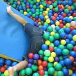 感覚統合とボールプール ボディイメージを形作る