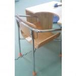 療育で使っている机、と椅子