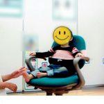 児童デイサービス療育 回転刺激を入れる(2歳)