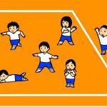学童のドッチボール大会(小2)