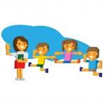 学童で外遊びはしないという息子を変えた、「お友だちと一緒にいたい」という原動力(小4)