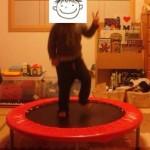 飛び跳ねるって楽し~い!(トランポリン編)感覚統合にもおすすめ