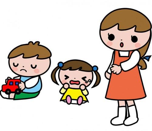 児童館 発達障害