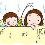 お風呂 練習
