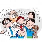 障害者の家族が抱える悩み NHKの番組を見ました。