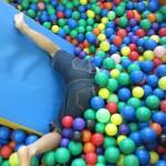 感覚統合 ボールプール
