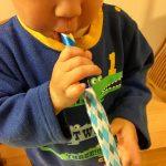 自閉症・発達障害児の発語を促す練習グッズ 「う」の発音②ピロピロ笛 吹き戻し